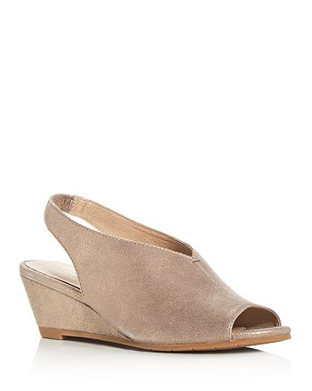 Eileen Fisher - Women's Clay Slingback Wedge Sandals
