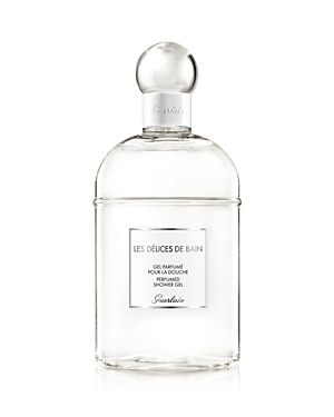 What It Is: A delicious musky citrus scented shower gel that transforms into luscious foam on contact with water. What It Does: With its pure and refined lines, the bottle, created specially for this product line pays tribute to the famous Bee bottle. Designed by Pierre-Francois Pascal Guerlain for Napoleon Iii\\\'s wife, the iconic Bee Bottle is adorned with the symbol of the French Empire-the bee-which is now the emblem of the brand.