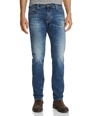 Ag Tellis Slim Fit Jeans in 12 Years Lochness-Men
