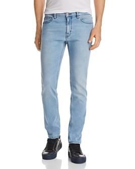 HUGO - Skinny Fit Jeans in Blue
