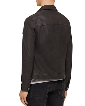 ALLSAINTS - Garter Leather Jacket