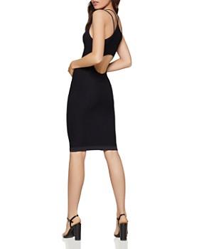 BCBGENERATION - Strappy Cutout Body-Con Dress