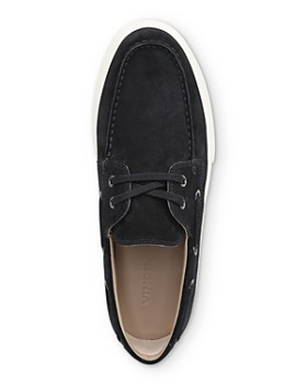 Vince - Men's Ferry Suede Boat Shoes