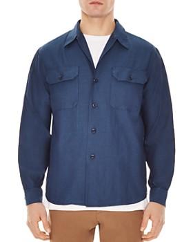 Sandro - Herringbone Classic Fit Shirt