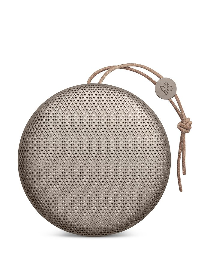 Bang & Olufsen Beoplay A1 Portable Bluetooth Speaker In Clay