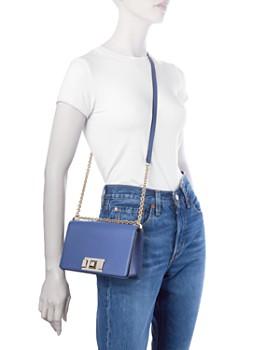 Furla - Mimi Mini Leather Convertible Crossbody