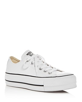 Converse - Women's Chuck Taylor All Star Lift Clean Low-Top Platform Sneakers