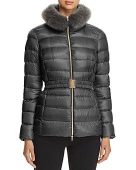 Herno - Claudia Fur-Collar Down Coat