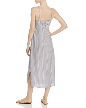 Show Me Your MuMu - Sheridan Railroad Striped Dress