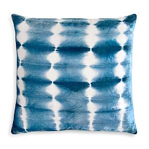 Kevin O'Brien Studio Rorschach Velvet Decorative Pillow, 18 x 18
