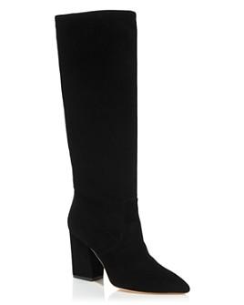 Loeffler Randall - Women's Sarina Pointed Toe Tall Boots