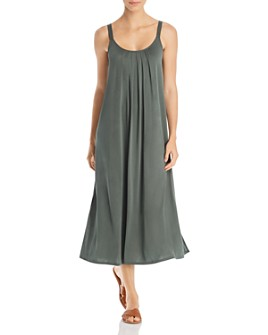 NIC and ZOE - Boardwalk Scoop-Neck Midi Dress
