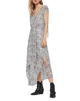 085f4e39 ALLSAINTS Women's Dresses: Shop Designer Dresses & Gowns ...