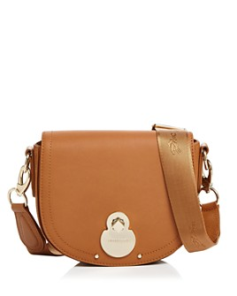 Longchamp - Cavalcade Small Leather Crossbody
