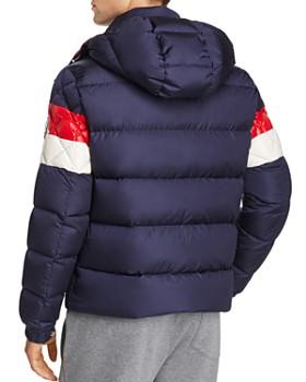 Moncler - Janvry Color-Block Down Jacket
