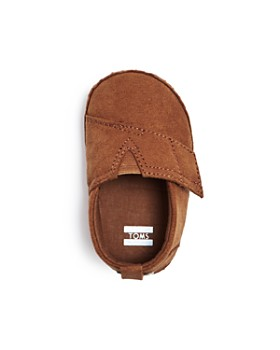 TOMS - Unisex Crib Alpargata Layette Shoes - Baby