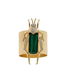 Joanna Buchanan - Grasshopper Napkin Rings, Set of 2