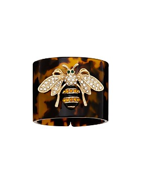 Joanna Buchanan - Stripey Bee Napkin Rings, Set of 4