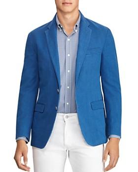 Polo Ralph Lauren - Seersucker Classic Fit Sports Coat - 100% Exclusive