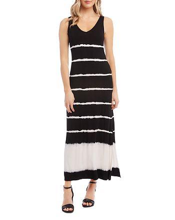 Karen Kane - Alana Tie-Dyed Maxi Dress