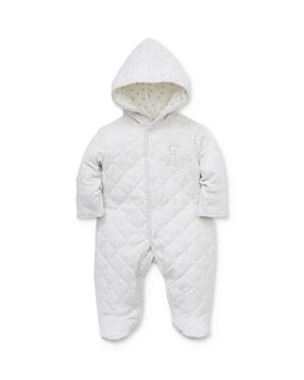 Little Me - Unisex Quilted Pram Suit - Baby