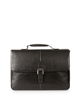 BOCONI - Tyler Leather Brokers Bag