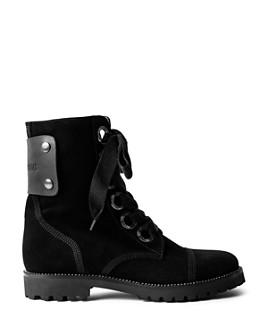 Zadig & Voltaire - Women's Joe Suede Ankle Boots