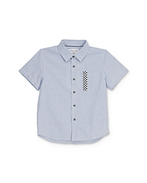 Sovereign Code Boys' Kidd Checked Shirt - Little Kid, Big Kid