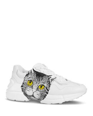 Rhyton Mystic Cat Sneakers