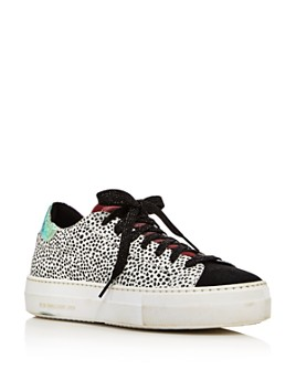 P448 - Women's Thea Low Top Sneakers