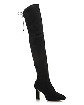 Stuart Weitzman - Women's Ledyland Over-The-Knee Boots
