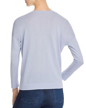 Eileen Fisher - Lightweight V-Neck Sweater