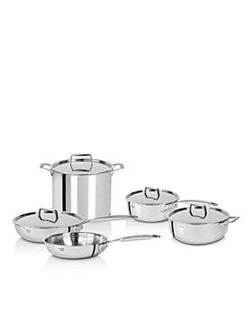 Cristel - Castel' Pro 9-piece Cookware Set