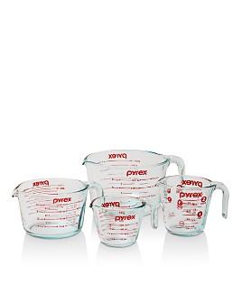 Pyrex - 4-Piece Measuring Cup Set