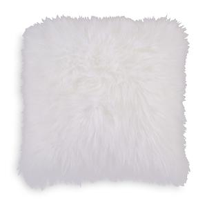 Surya Heaven Shag Throw Pillow, 20 x 20