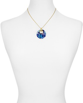 """kate spade new york - On the Dot Pendant Necklace, 16"""""""