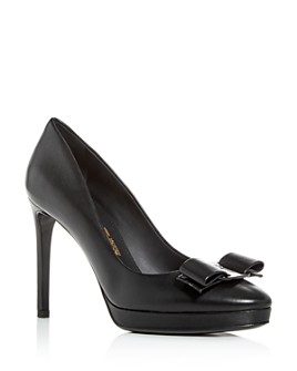 Salvatore Ferragamo - Women's Osimo Platform Pumps