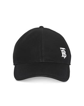 Burberry - Piqué Monogram Baseball Cap
