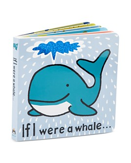Jellycat - If I Were a Whale Book - Ages 0+