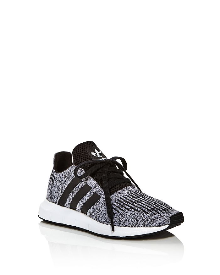 Adidas - Unisex Swift Run Low-Top Sneakers - Big Kid