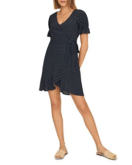 Sanctuary - Sassy Faux Wrap Dress