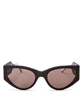 Salvatore Ferragamo - Women's Runway Cat Eye Sunglasses, 54mm