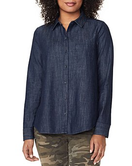 NYDJ - Chambray A-Line City Shirt