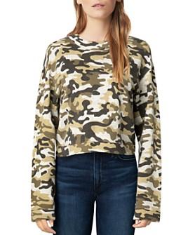 Joe's Jeans - Camo Sweatshirt
