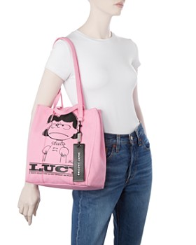 MARC JACOBS - Peanuts© x Marc Jacobs The Tag Tote
