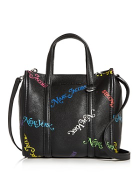 05d2f9e5d6f MARC JACOBS - New York Magazine® x Marc Jacobs The Mini Tag Leather Tote ...