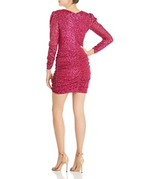 Parker - V-Neck Sequined Dress - 100% Exclusive