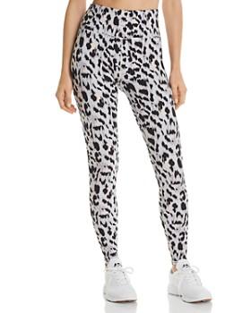 Varley - Duncan Cheetah-Print Leggings