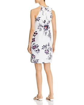 Tommy Bahama - Seraphine Floral-Print Twist-Detail Dress