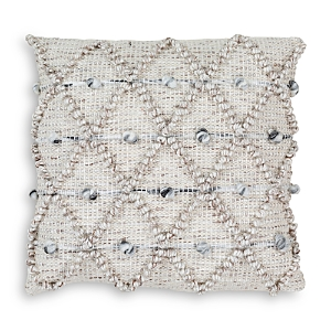 Surya Anders Textured Throw Pillow, 22 x 22